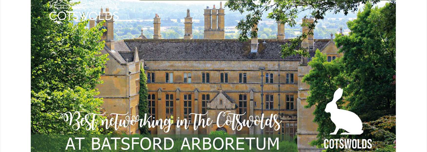 Join us at our next Cotswolds Super Huddle on Tuesday 2 April from 11.30am onwards at Batsford Aboretum