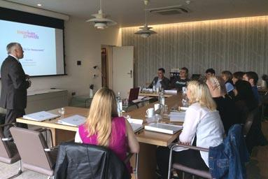 Information on training courses and workshops for Cotswolds Tourism businesses