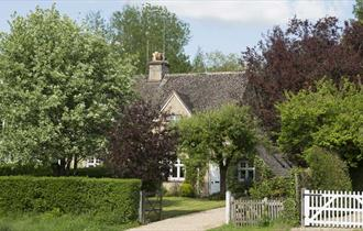 Chestnut Cottage in Wyck Rissington