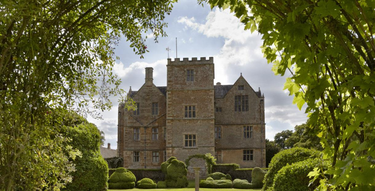 Chastleton House