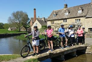 Cotswold Electric Bike Tours