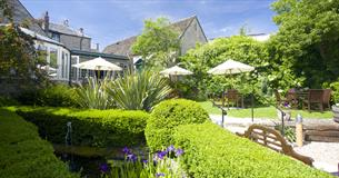 The Bay Tree Hotel in Burford