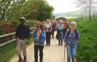 Winchcombe Walkers are Welcome