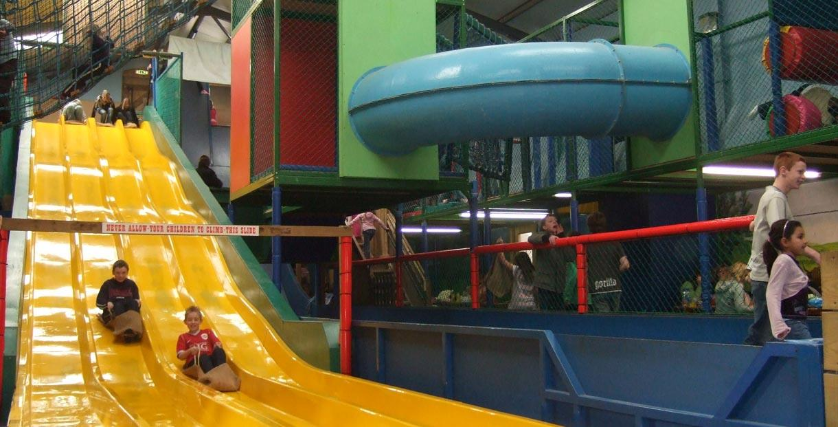 Cattle Country - indoor play area