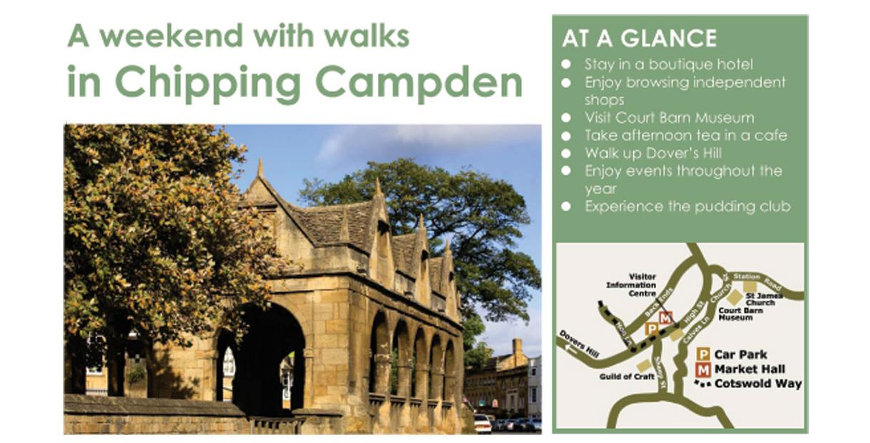 Chipping Campden Walks