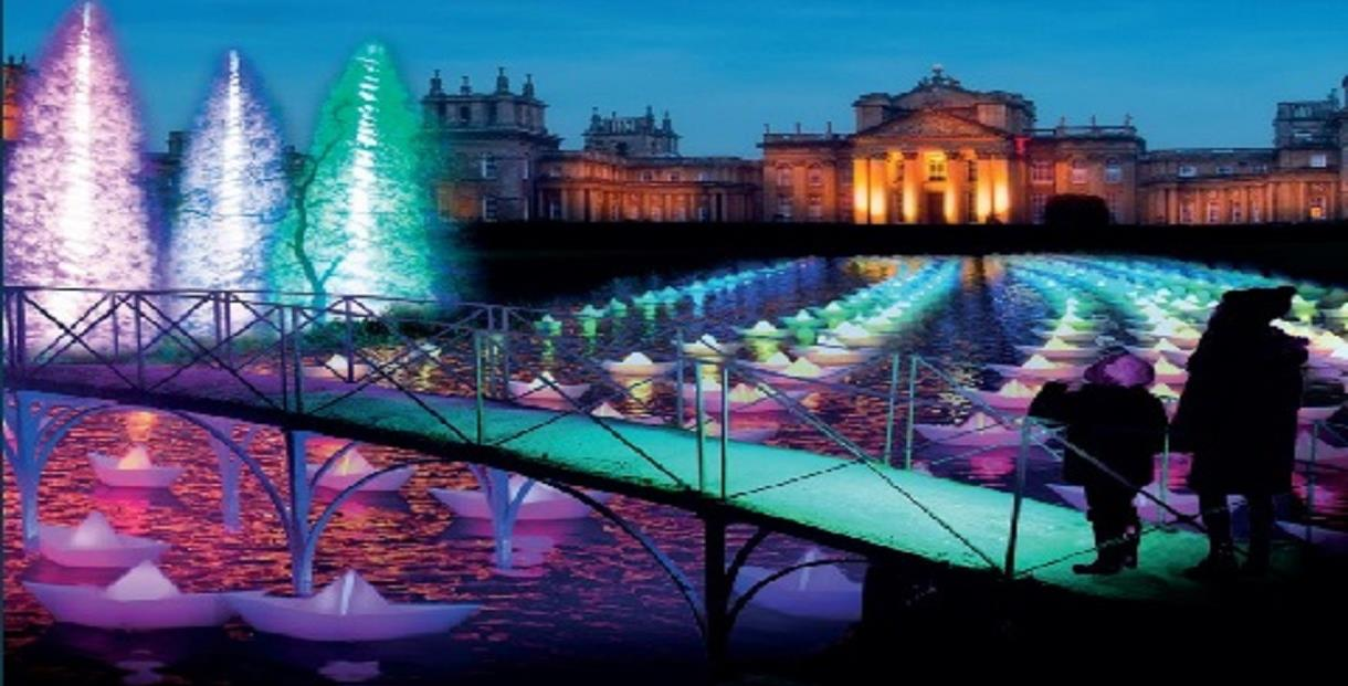 Christmas at Blenheim 24 Nov - 1 Jan