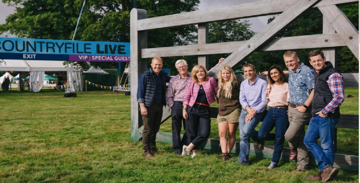 BBC Countryfile Live at Blenheim Palace  2 5 August 2018