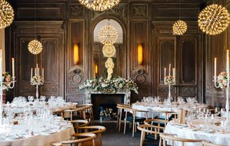 Weddings at Cowley Manor