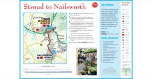 Cycle Tour - Day 1 - Stroud to Nailsworth