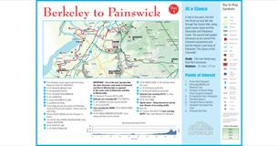 Cycle Tour - Day 3 - Berkeley to Painswick