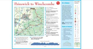 Cycle Tour - Day 4 - Painswick to Winchcombe