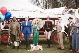 Giffords Circus at Cirencester 13 - 24 September 2018