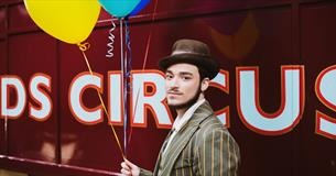 Giffords Circus at Fennells Farm: 4 - 14 May & 27 - 30 September 2018