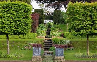 Daglingworth House Gardens National Garden Scheme Summer Opening