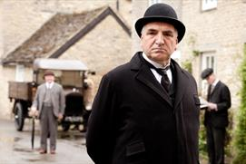'Carson' in Bampton (photo Carnival Films)
