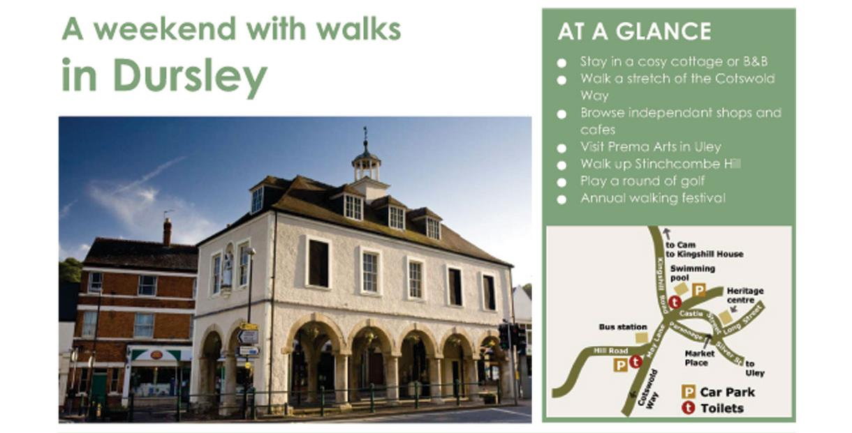 Dursley Walks