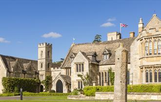 Ellenborough Park exterior