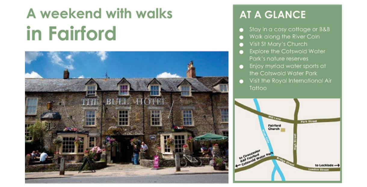 Moreton In Marsh Walking Tours