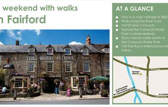 Fairford and Cotswold Water Park Walks