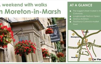 Moreton-in-Marsh and Longborough Walks
