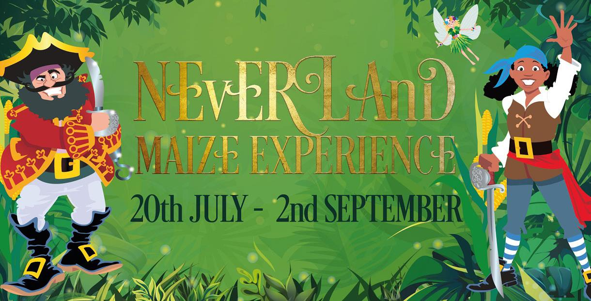 Neverland Maize Experience