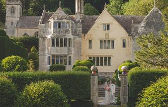 Owlpen Manor Cotswold wedding venue