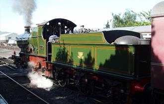 GWR Heritage Diesel Weekend and Open Day