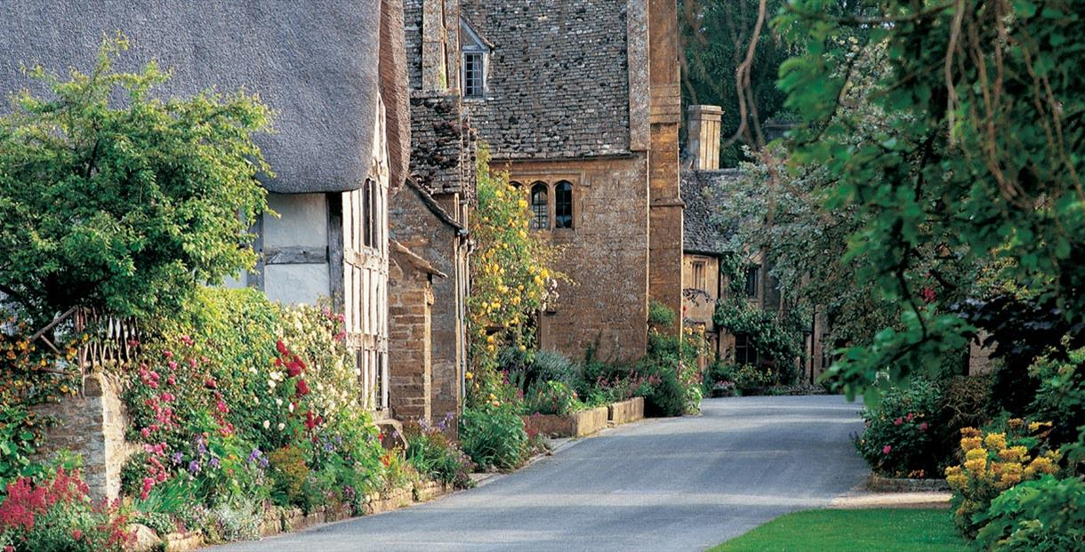 Cotswolds Mystery Tour - you don't know which villages you're going to visit!