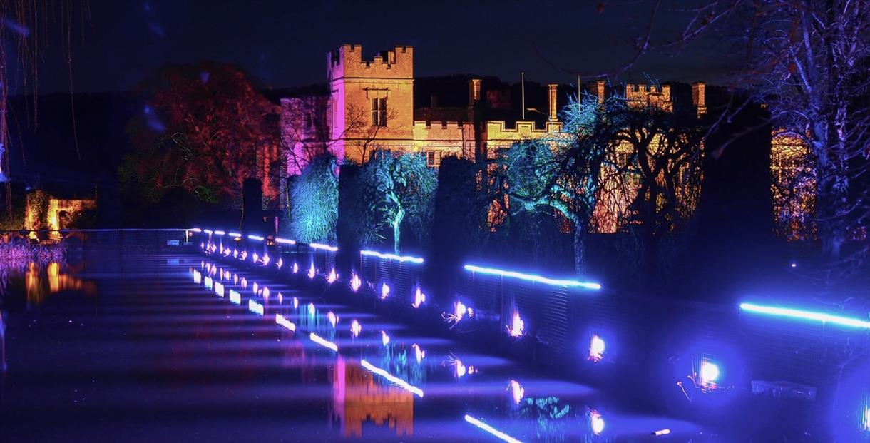 Spectacle of Light at Sudeley Castle 8 - 30 December