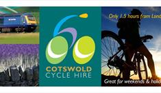 Cotswold Cycle Hire from TY Cycles