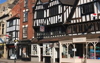 Tewkesbury Shopping