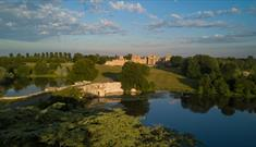 Royal Afternoon Tea Party Experience at Blenheim Palace