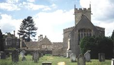 St Laurence Church Combe