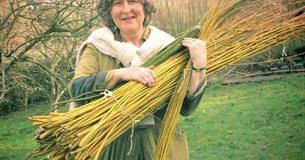 Willow Weaving workshops at Highgrove Royal Gardens 14 and 28 March 2018