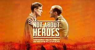 Not about heroes at the barn theatre