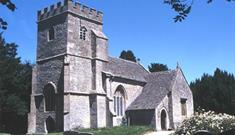 St Peter's Church, Alvescot