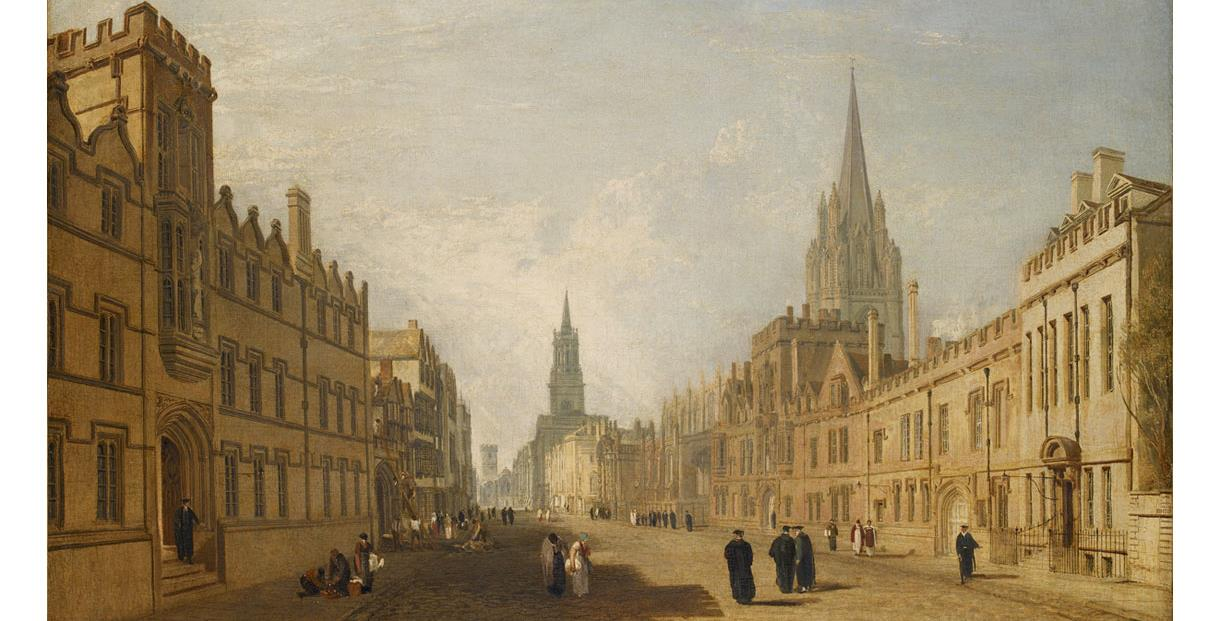 The Young Turner: Ambitions in Architecture and the Art of Perspective